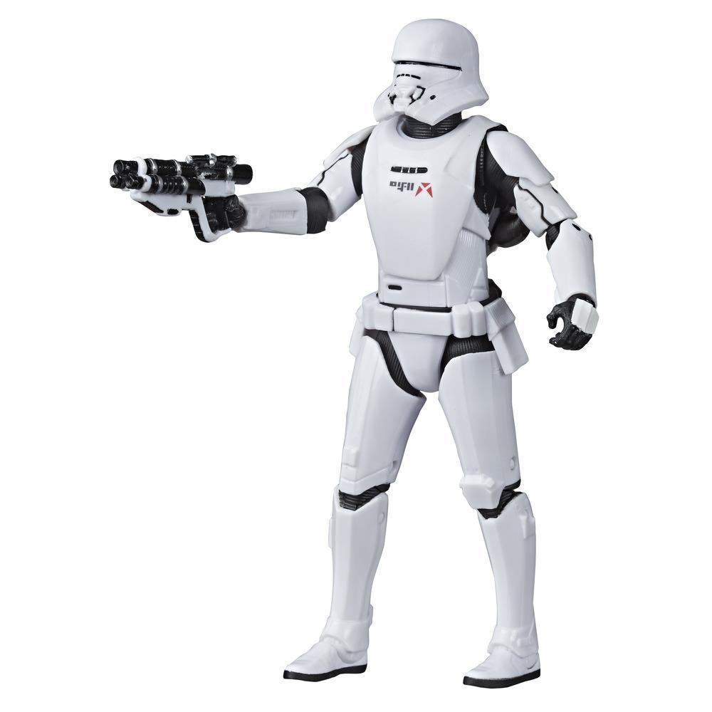 Star Wars The Black Series - First Order Jet Trooper, figurine de 15 cm de Star Wars : L'ascension de Skywalker