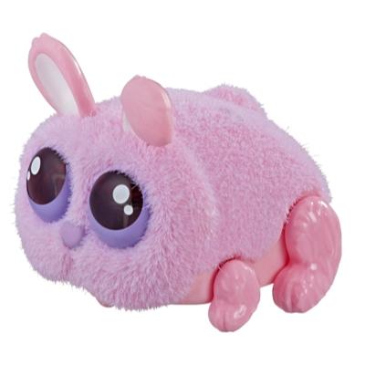 Biscuit Bun de Yellies!, jouet de lapin de compagnie activé par la voix
