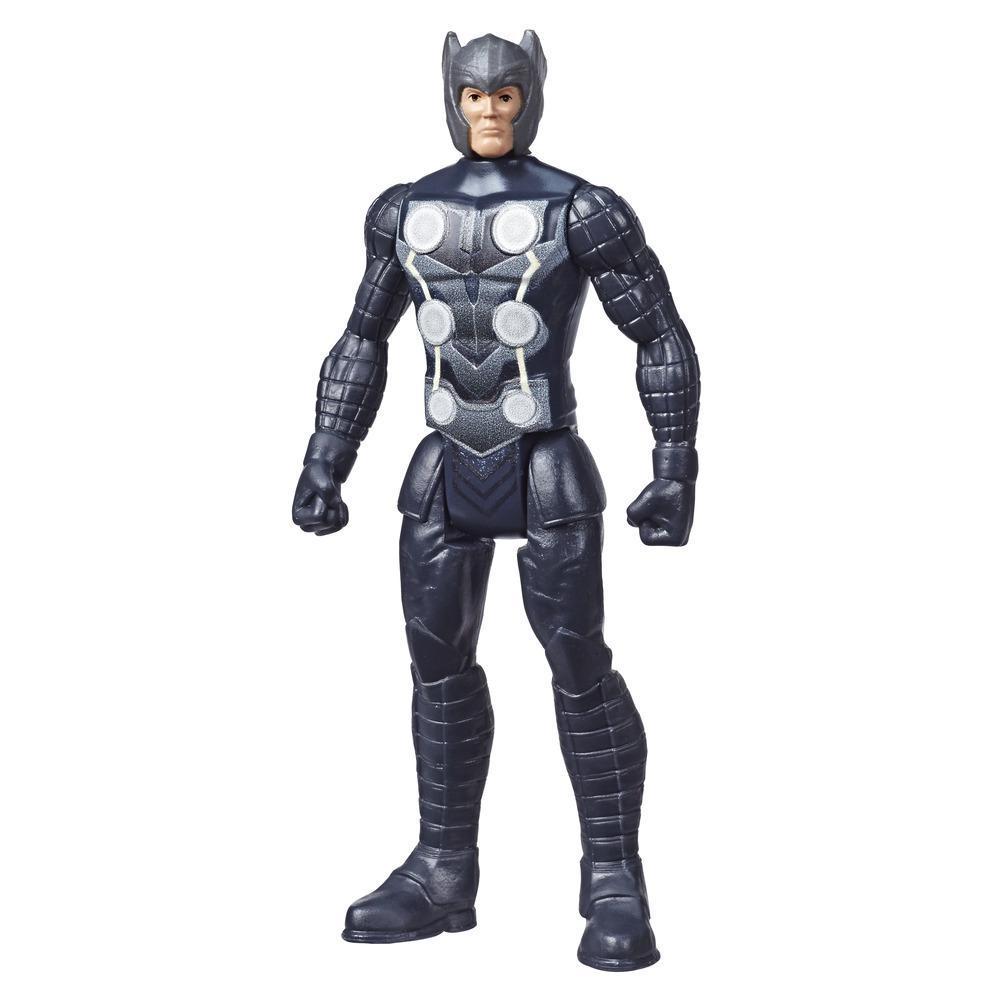 Marvel Avengers - Figurine Thor de 9,5 cm inspirée des bandes dessinées classiques, pour enfants à partir de 4 ans