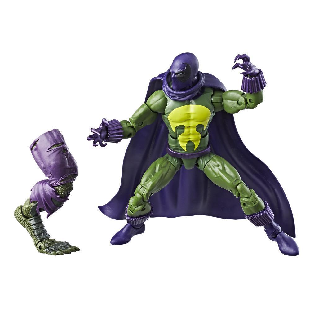 Spider-Man série Legends - Figurine Marvel's Prowler de 15 cm