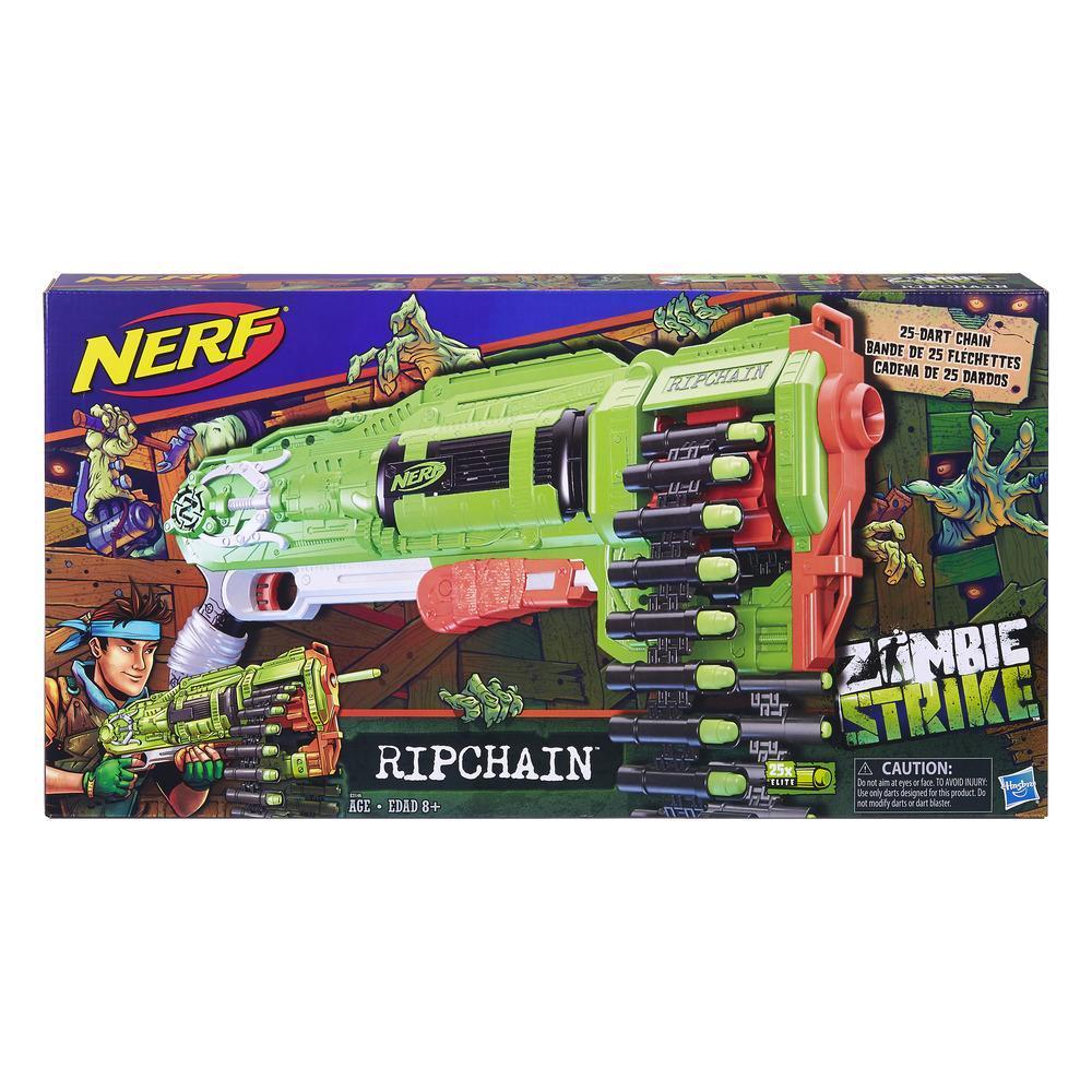 Nerf Zombie Strike - Foudroyeur Ripchain