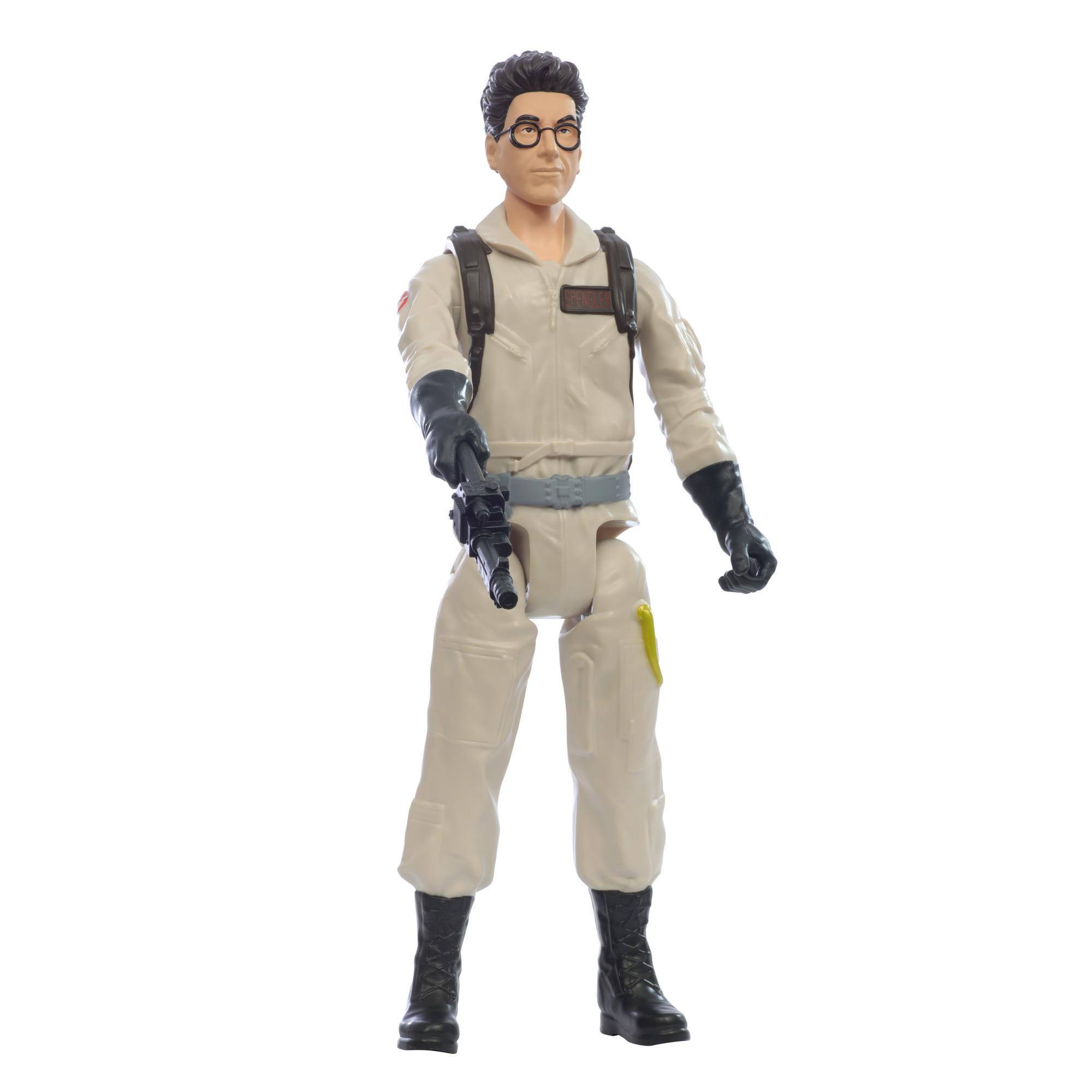 Ghostbusters, Egon Spengler de 30cm, figurine Ghostbusters classique de 1984 à collectionner, pour enfants, dès 4 ans