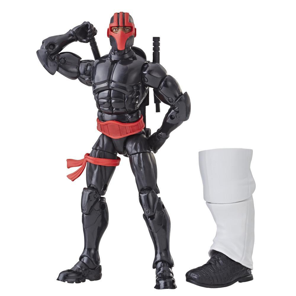 Spider-Man - Série Legends - Figurine Marvel's Night Thrasher de 15 cm