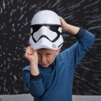 Star Wars : Les Derniers Jedi - Masque électronique de Stormtrooper du Premier Ordre