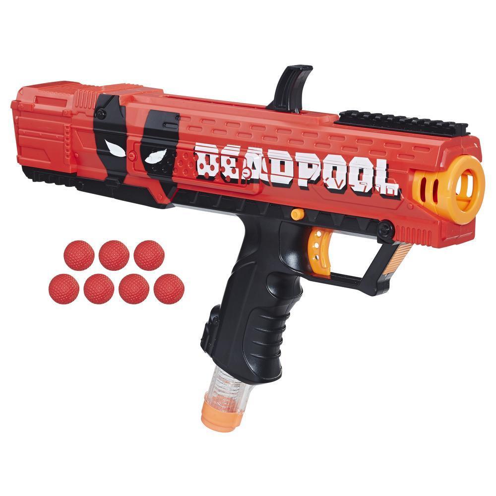 Nerf Rival - Apollo XV-700 de Deadpool