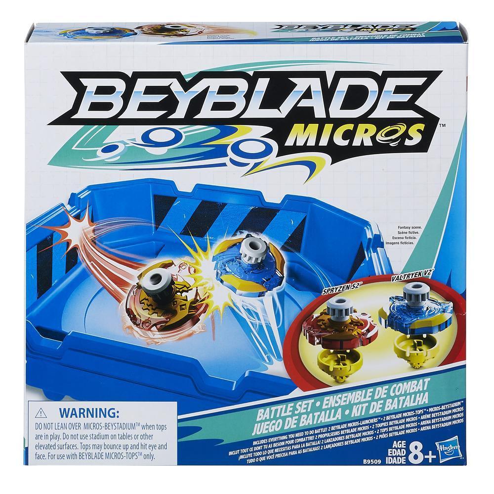 Beyblade Micros - Ensemble de combat