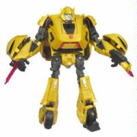 Figurines d'action TRANSFORMERS Classe Générations De Luxe