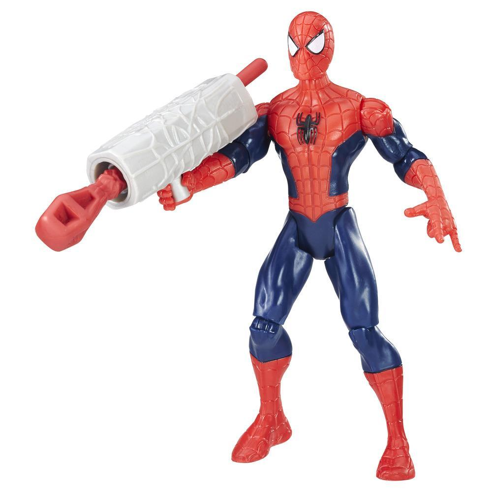 Marvel Spider-Man - Figurine Spider-Man de 15 cm