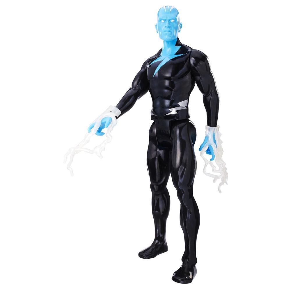 Marvel Spider-Man Titan Hero Series Villains Figurine Marvel's Electro