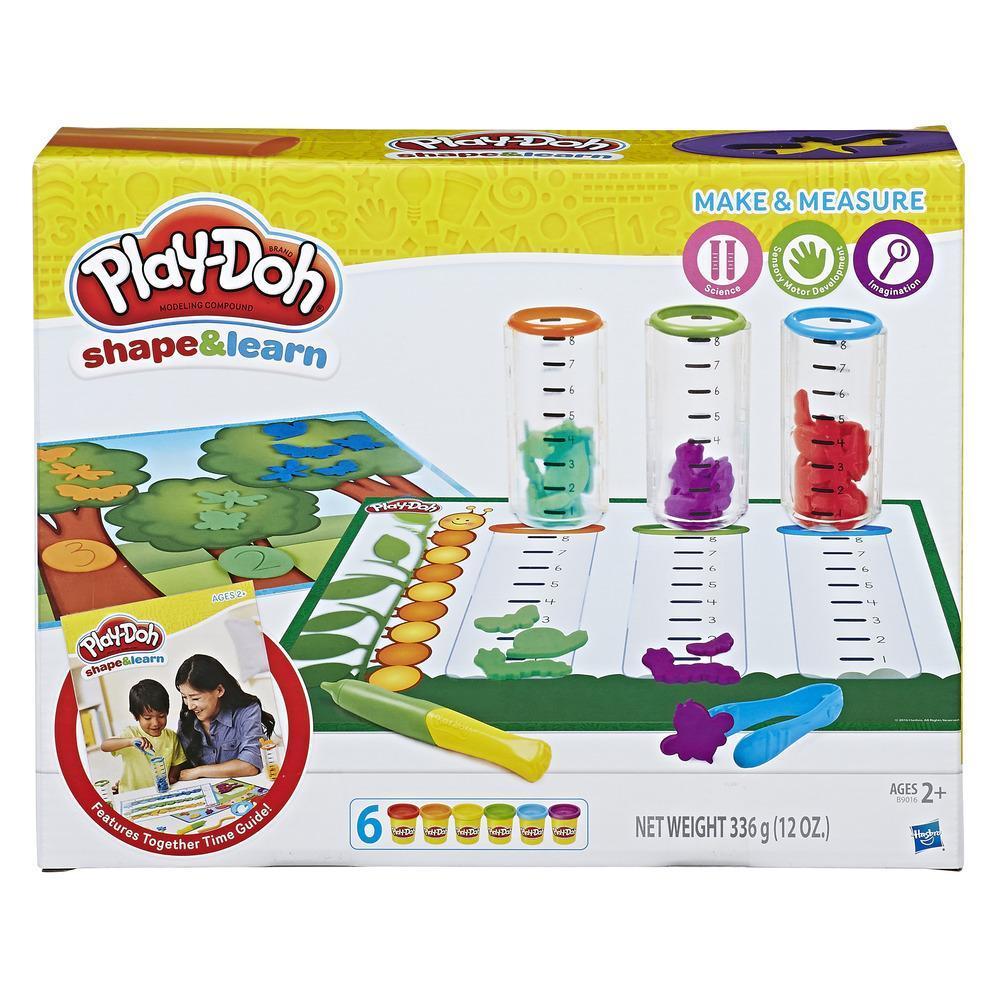 Play-Doh Crée et apprends–Crée et mesure