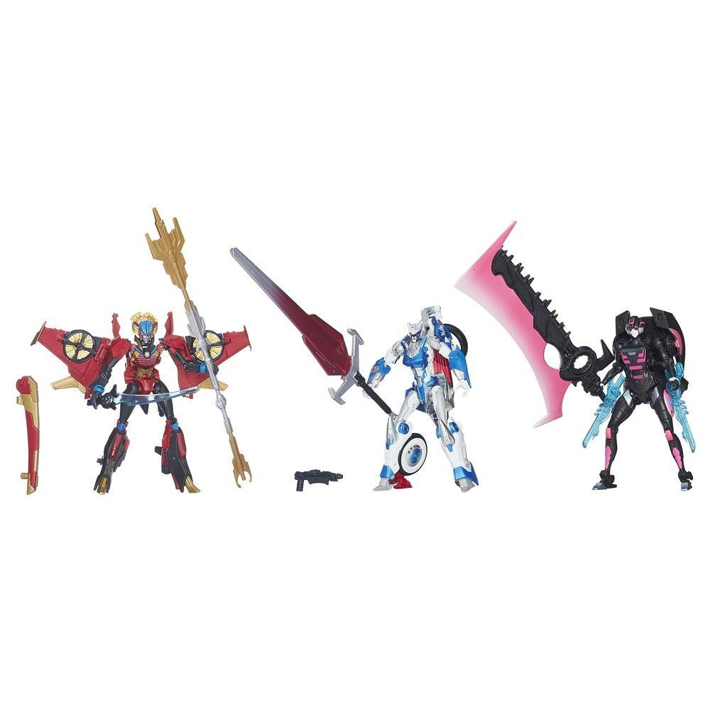 Transformers Generations Combiner Wars - Ensemble de chasseuses de Combiner
