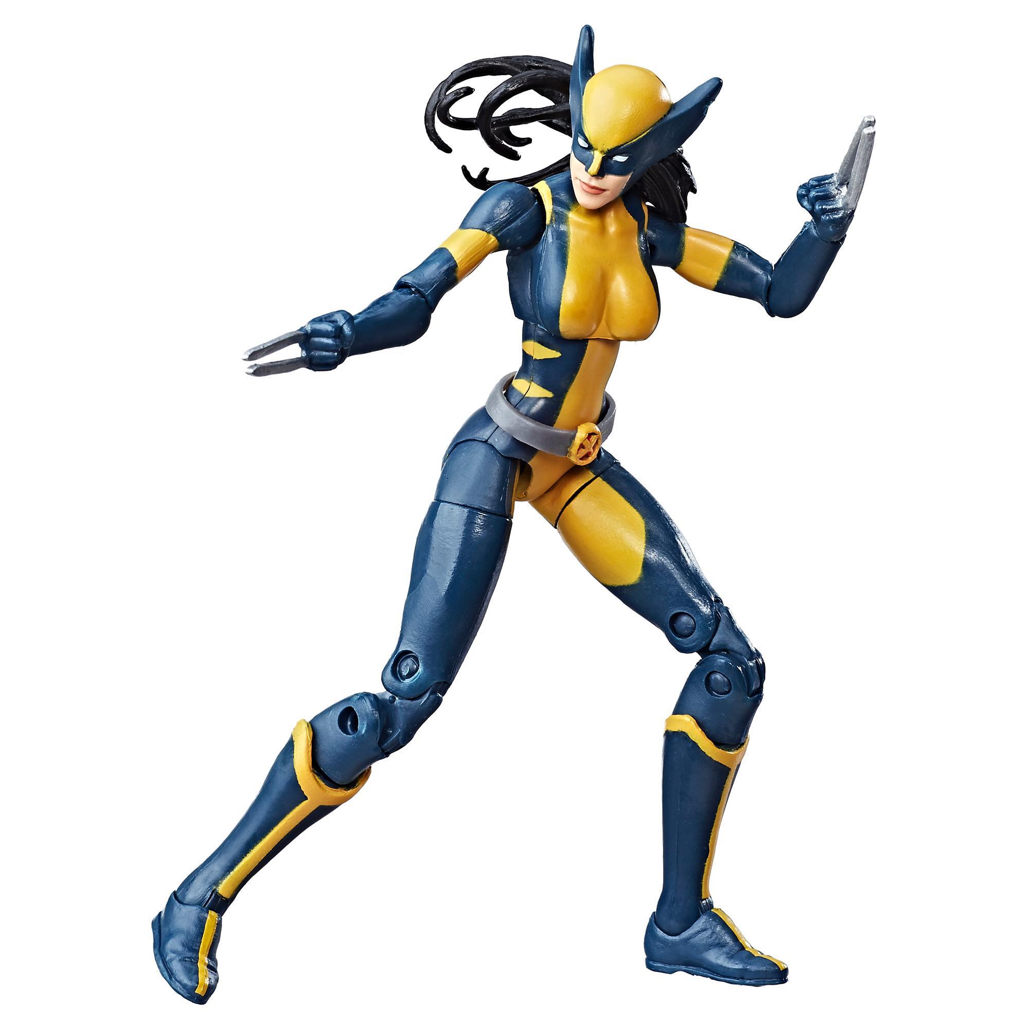 Marvel Legends Serie - Figurine Wolverine de 9 cm