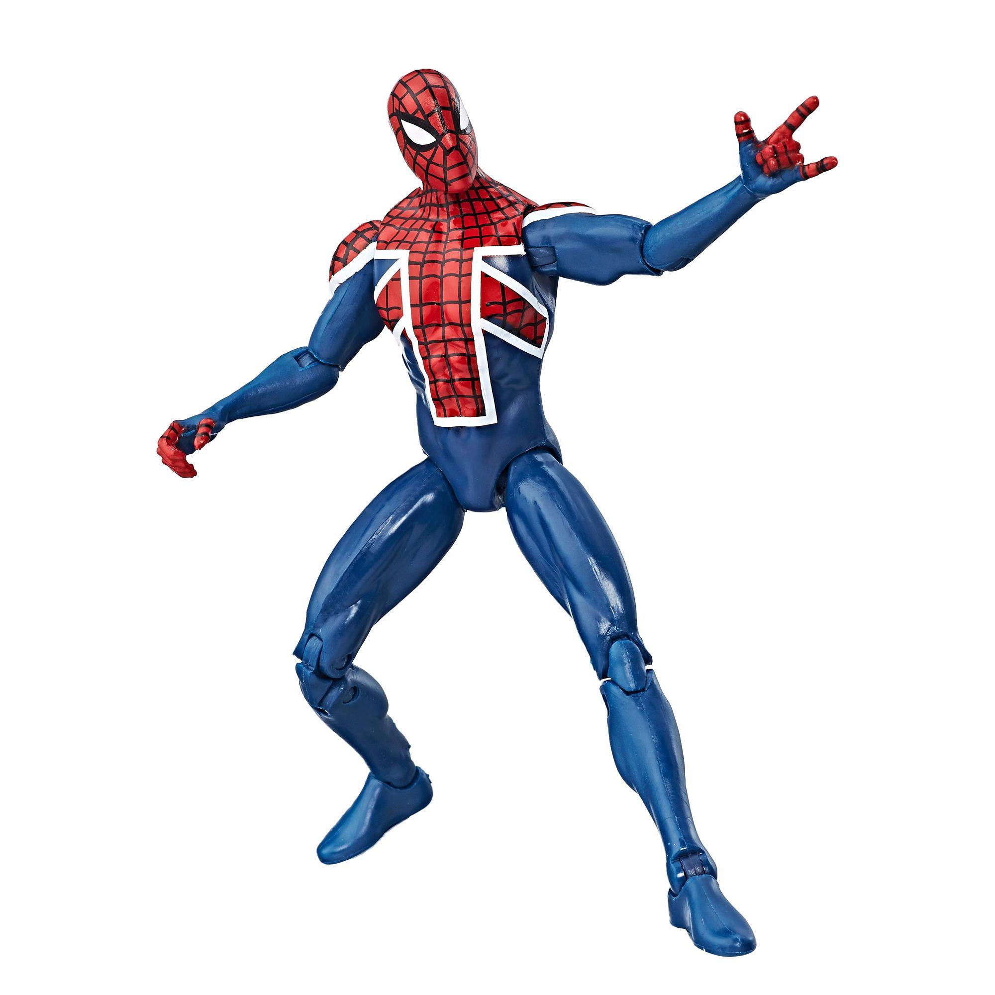 Marvel Legends Series - Figurine Marvel's Spider-UK de 9 cm