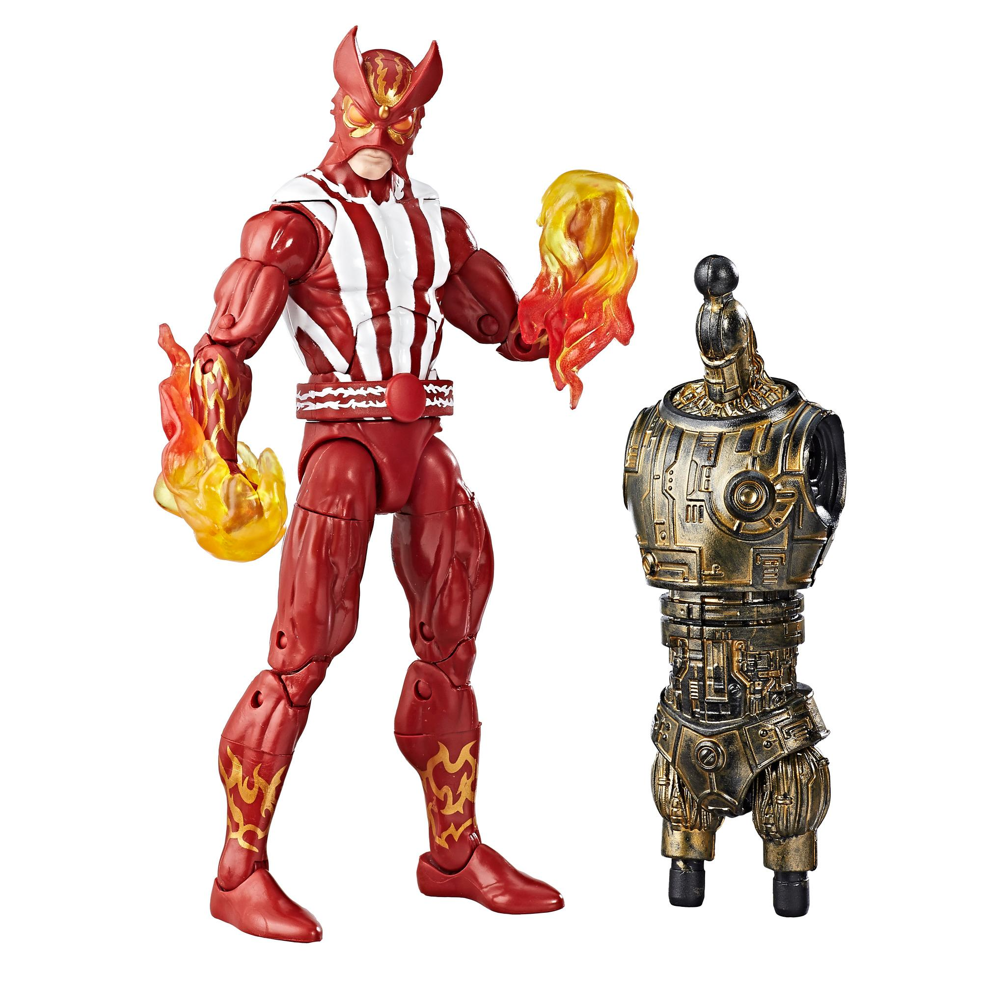 Marvel X-Men Legends Series  - Figurine Marvel's Sunfire de 15 cm