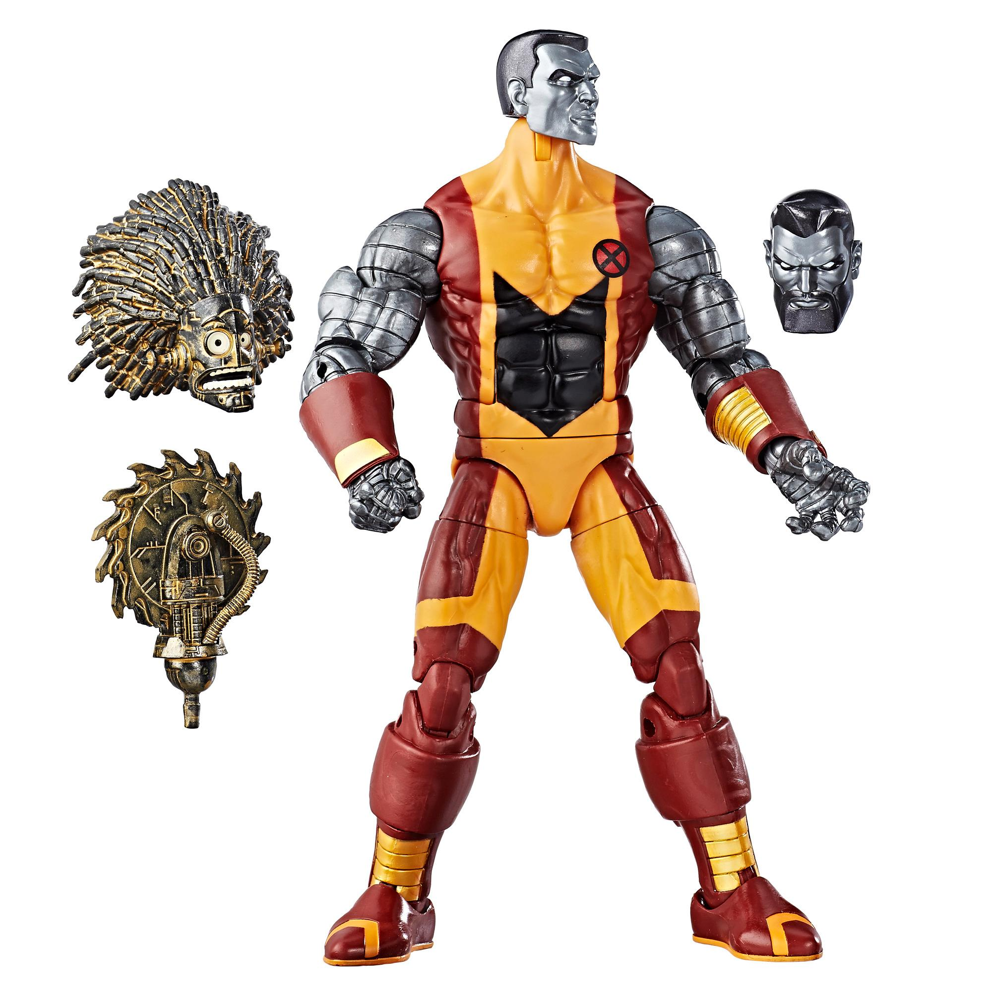 Marvel X-Men Legends Series  - Figurine Marvel's Colossus de 15 cm