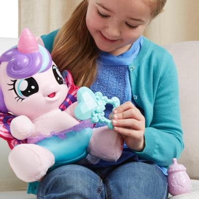 My Little Pony - Figurine bébé Flurry Heart