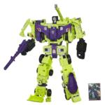 Transformers Generations Combiner Wars - Ensemble de figurines Devastator
