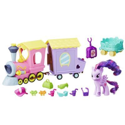 My Little Pony Explore Equestria - Train express de l'amitié