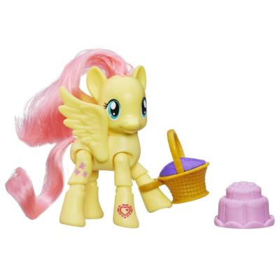 My Little Pony Explore Equestria - Fluttershy en pique-nique