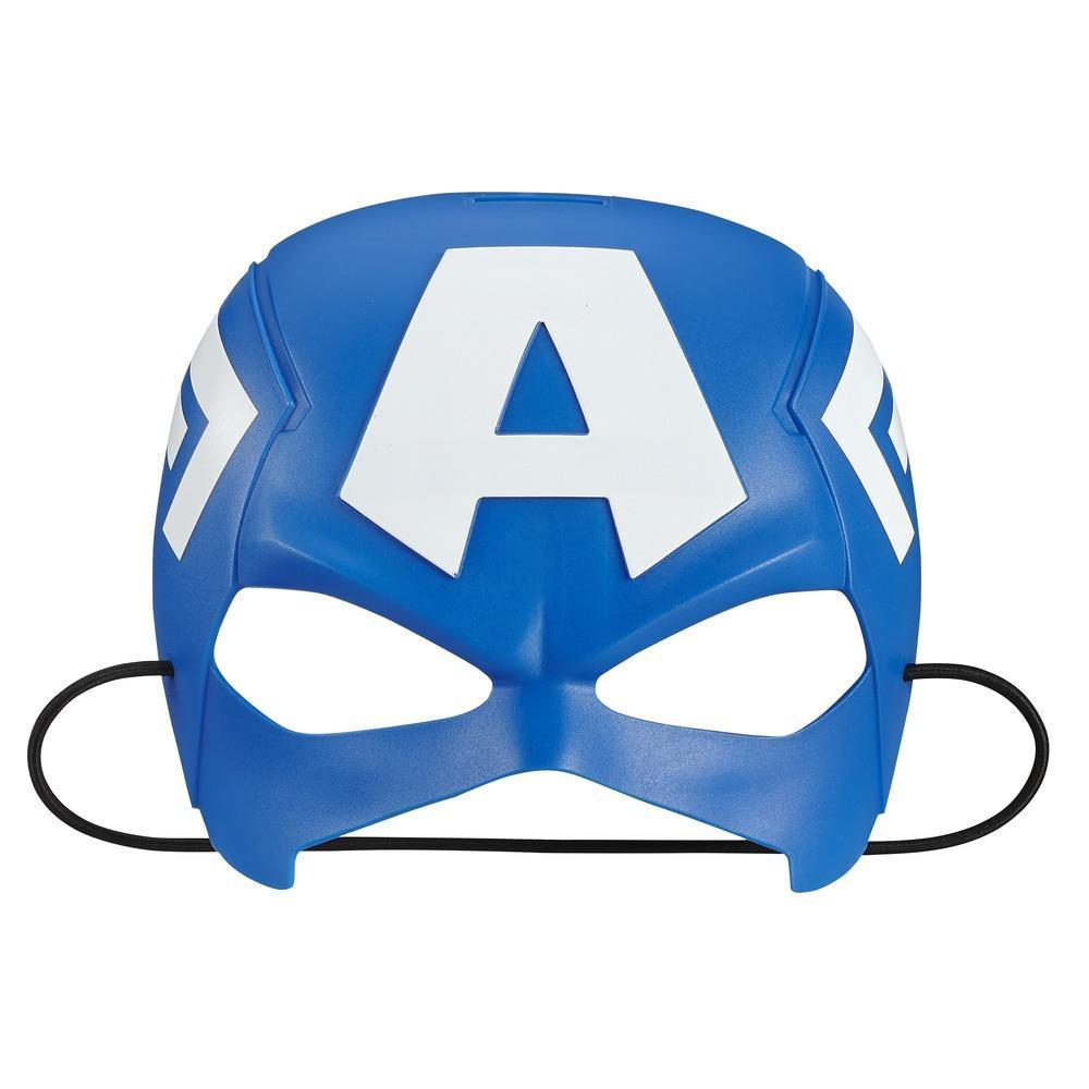 marvel masque captain america