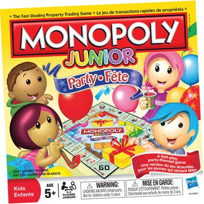 MONOPOLY Junior Fête