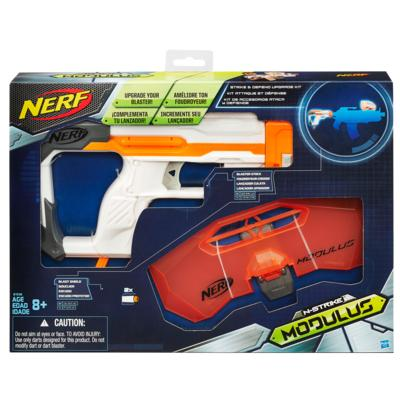Nerf Modulus - Kit attaque et défense