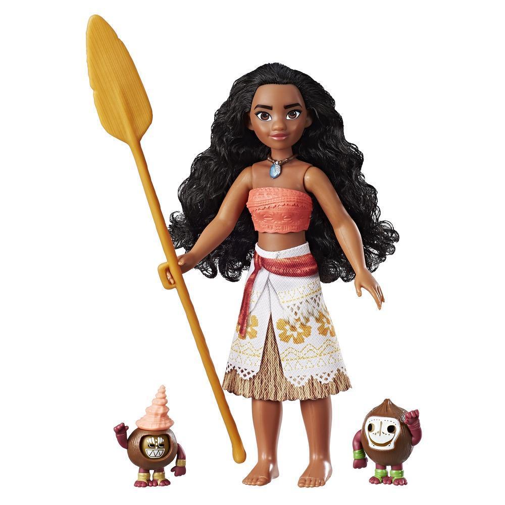 Disney Moana - Mésaventure avec kakamoras