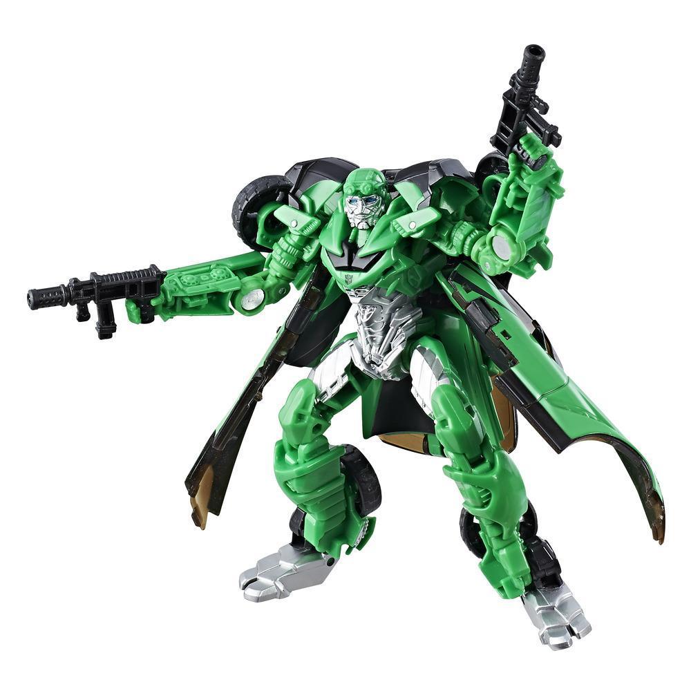 Transformers: Le dernier chevalier Classe de luxe Premier Edition - Crosshairs