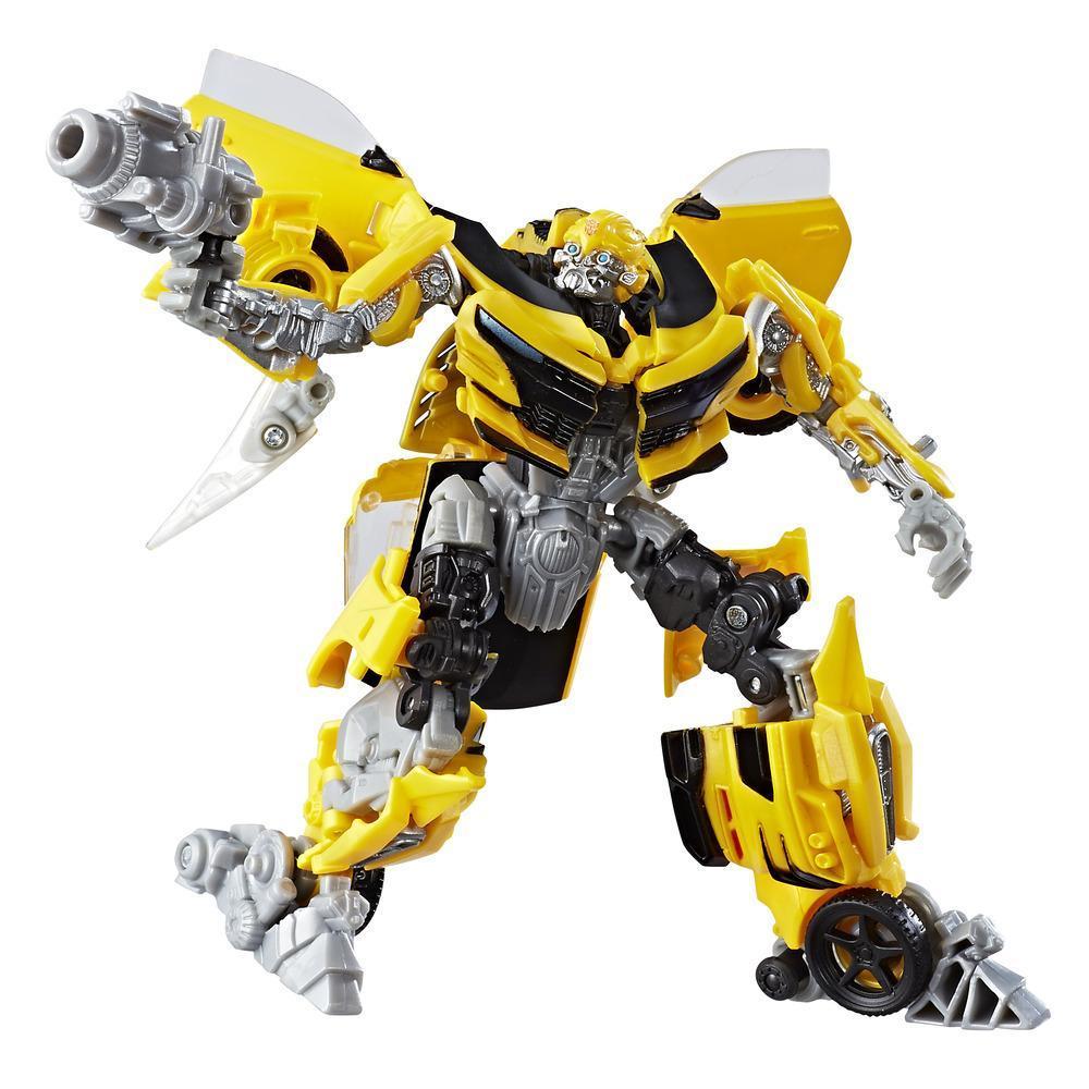 Transformers: Le dernier chevalier Classe de luxe Premier Edition - Bumblebee
