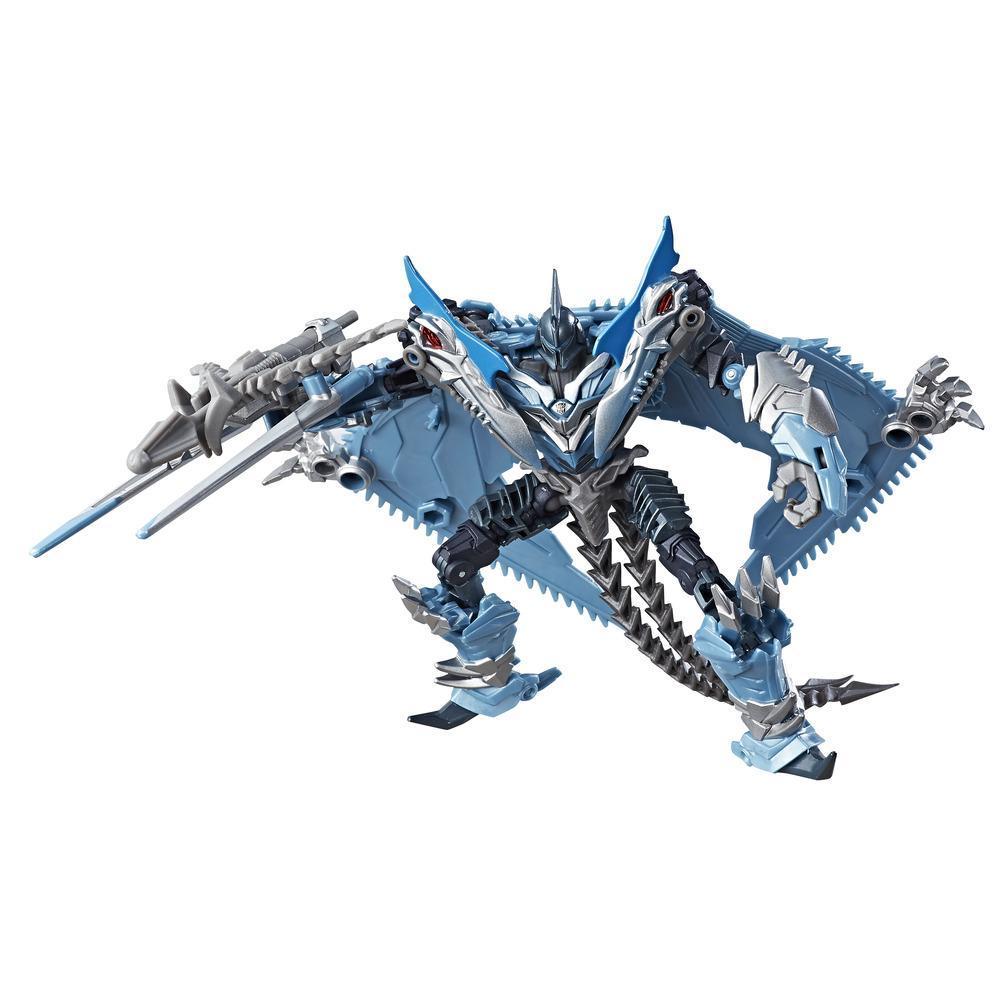 Transformers: Le dernier chevalier Classe de luxe Premier Edition - Strafe