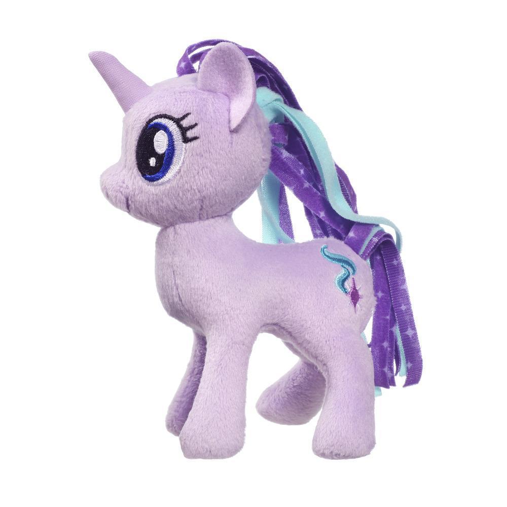 My Little Pony Les amies, c'est magique - Petite peluche Starlight Glimmer