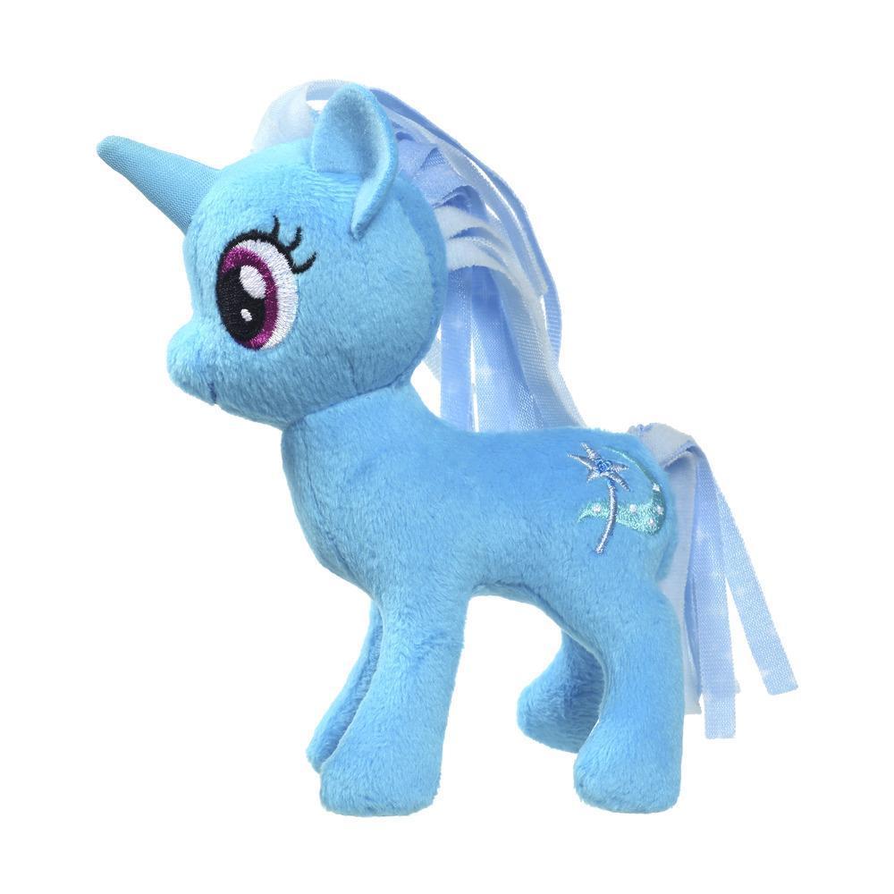 My Little Pony Les amies, c'est magique - Petite peluche Trixie Lulamoon