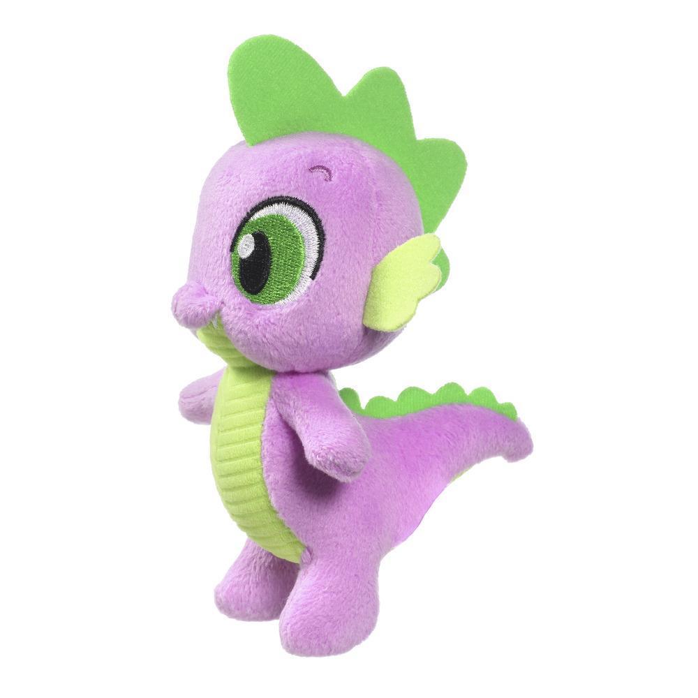 My Little Pony Les amies, c'est magique - Petite peluche Spike Spike le dragon