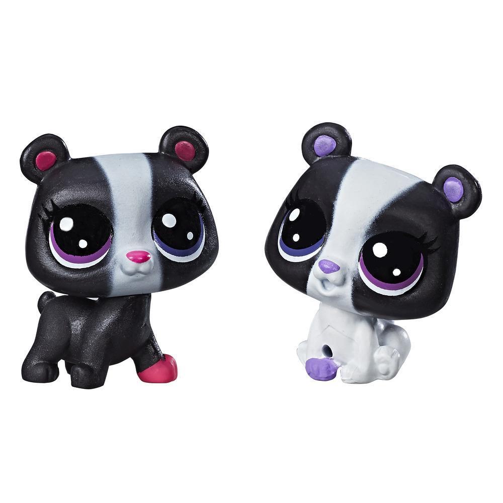 Littlest Pet Shop - Meilleurs amis en noir et blanc