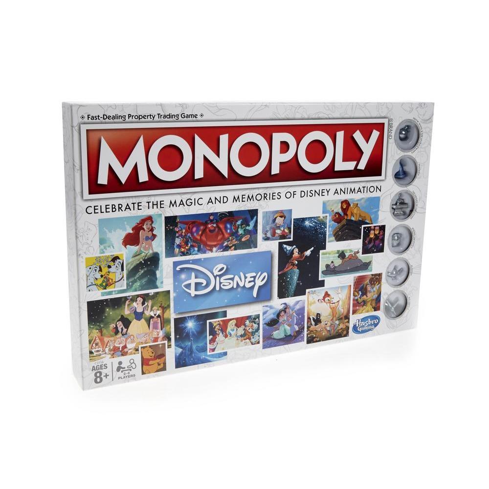 Monopoly : édition Disney Animation