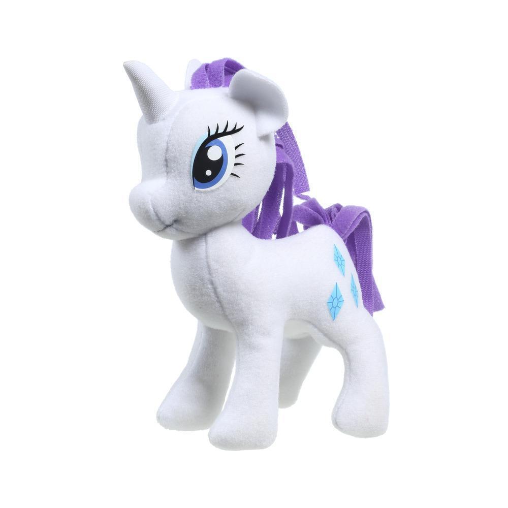 My Little Pony Les amies, c'est magique - Petite peluche Rarity