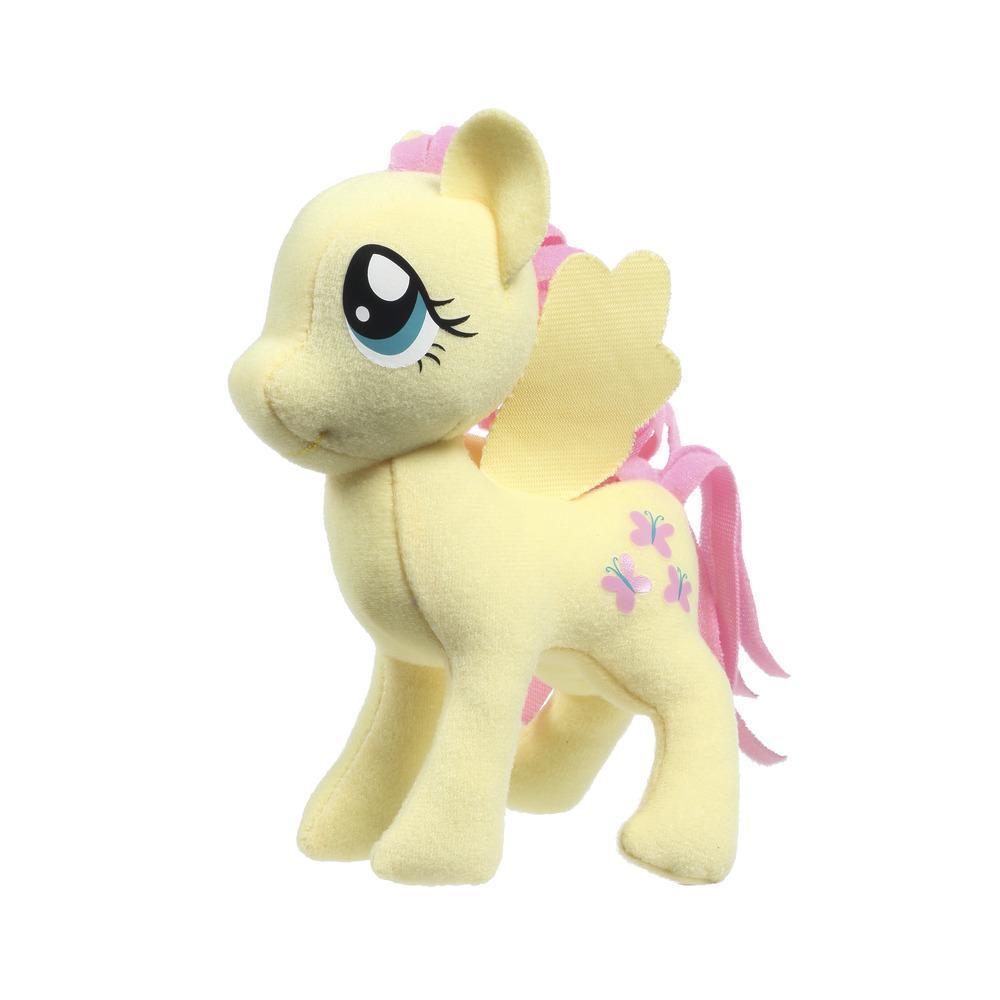 My Little Pony La magie de l'amitié - Petite peluche Fluttershy