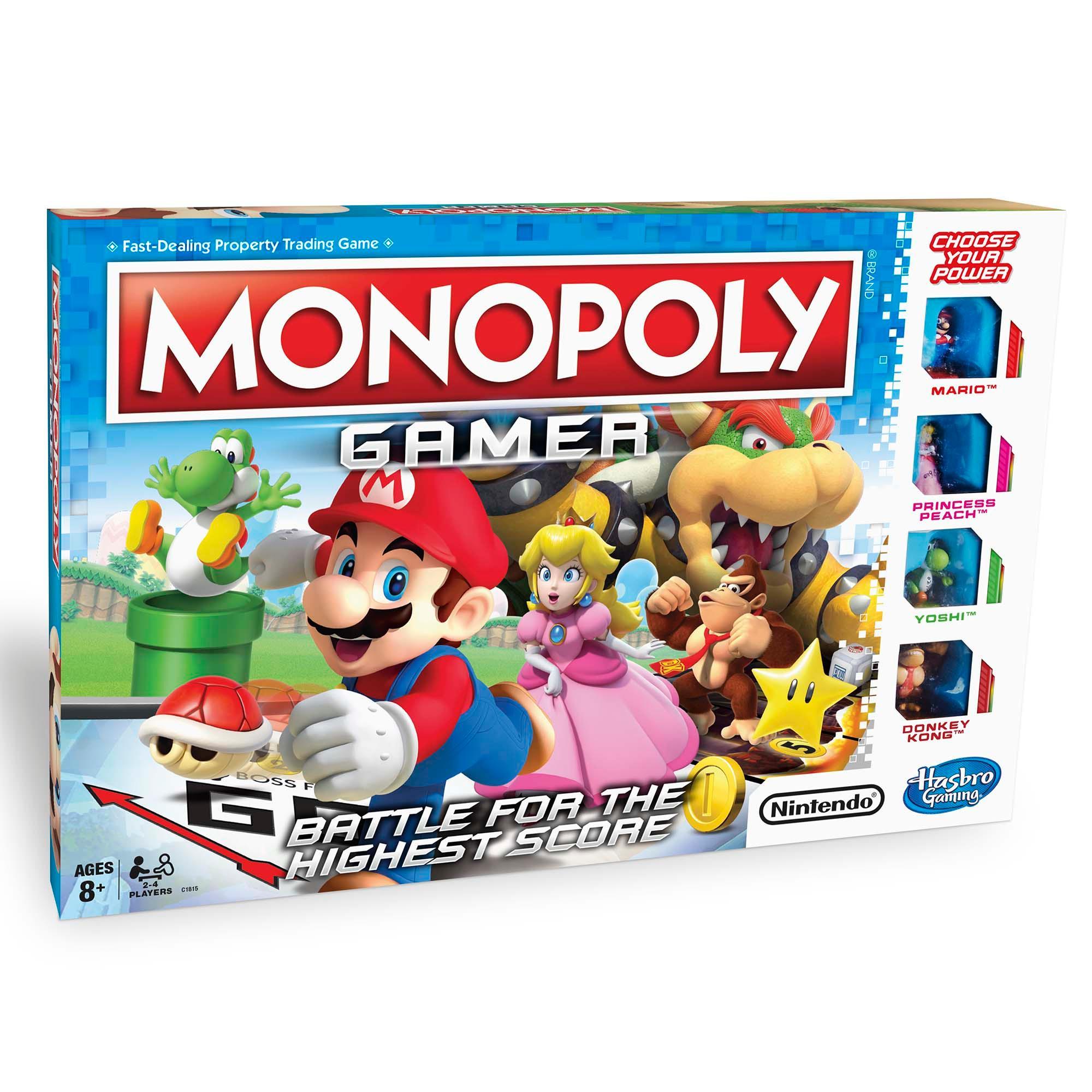 Jeu Monopoly Joueur