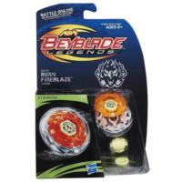 Beyblade Legends - Toupies de Beycombat - Toupie BB-59 Burn Fireblaze 135MS