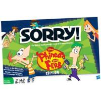 SORRY! édition Phineas and Ferb