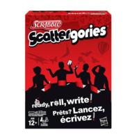 Jeu SCRABBLE SCATTERGORIES