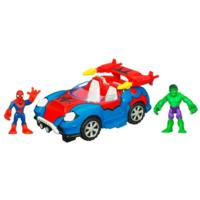 PLAYSKOOL HEROES – SUPER HERO ADVENTURES – Véhicules de luxe
