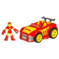 PLAYSKOOL HEROES – SUPER HERO ADVENTURES – Véhicules et figurines
