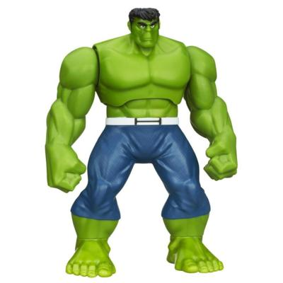 Marvel Hulk and the Agents of S.M.A.S.H. - Figurine Hulk Poings secousse sismique