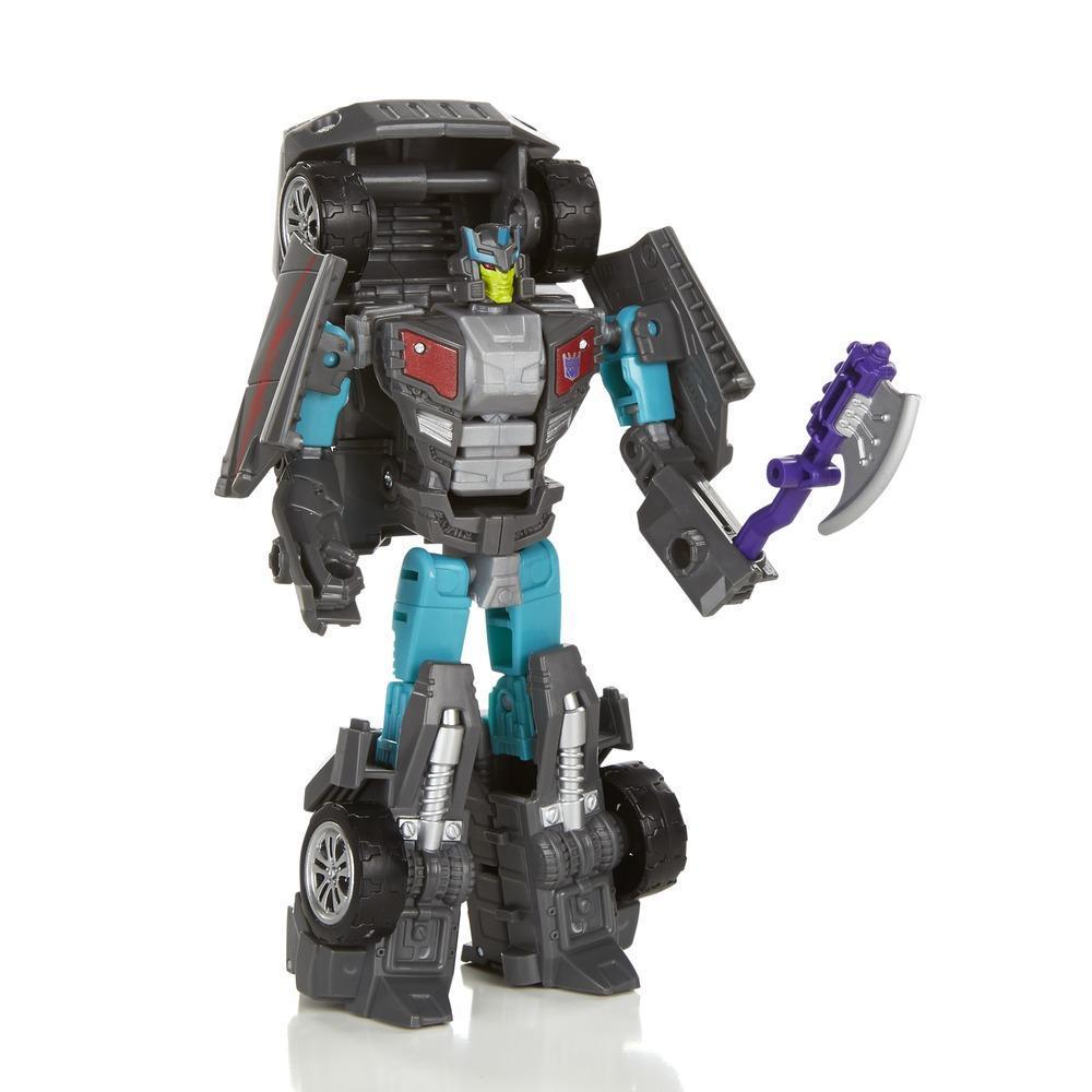 Transformers Generations Combiner Wars - Figurine Decepticon Offroad de classe de luxe