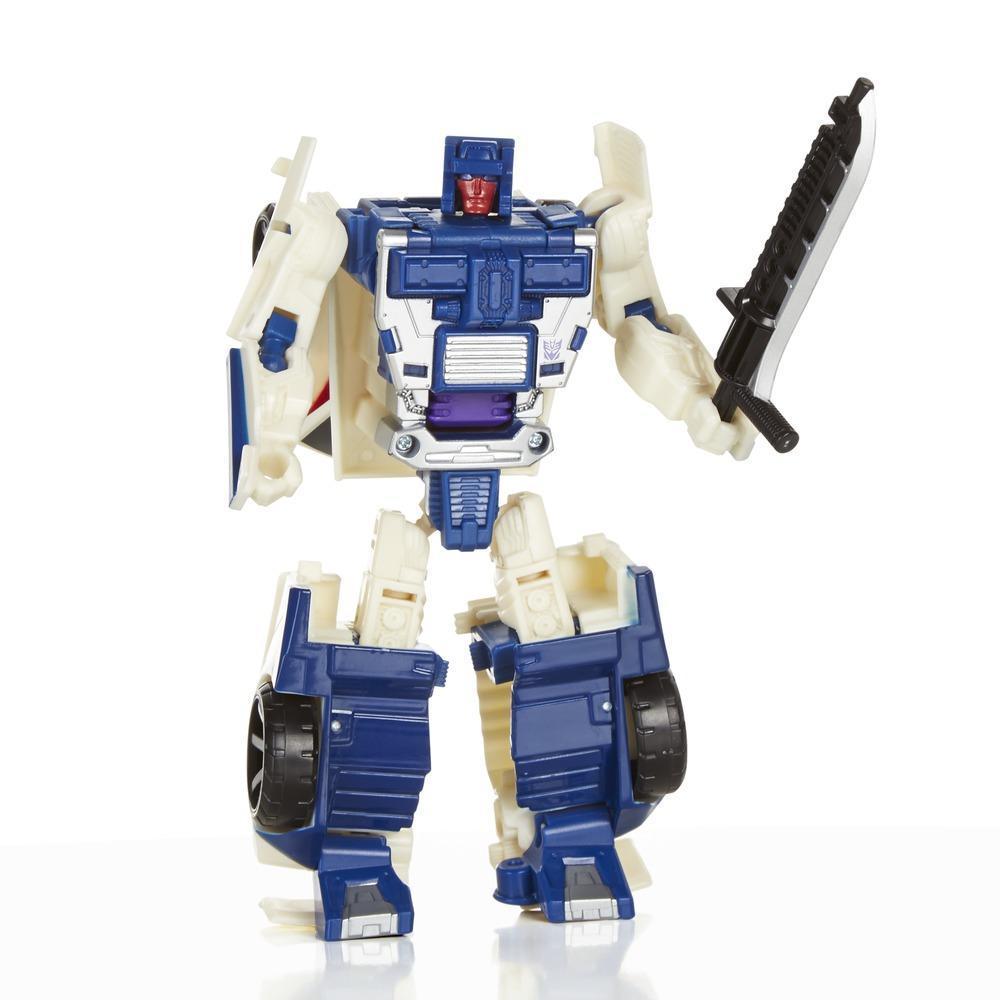 Transformers Generations Combiner Wars - Figurine Breakdown de classe de luxe