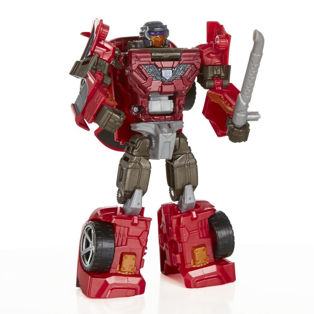 Transformers Generations Combiner Wars - Figurine Dead End de classe de luxe
