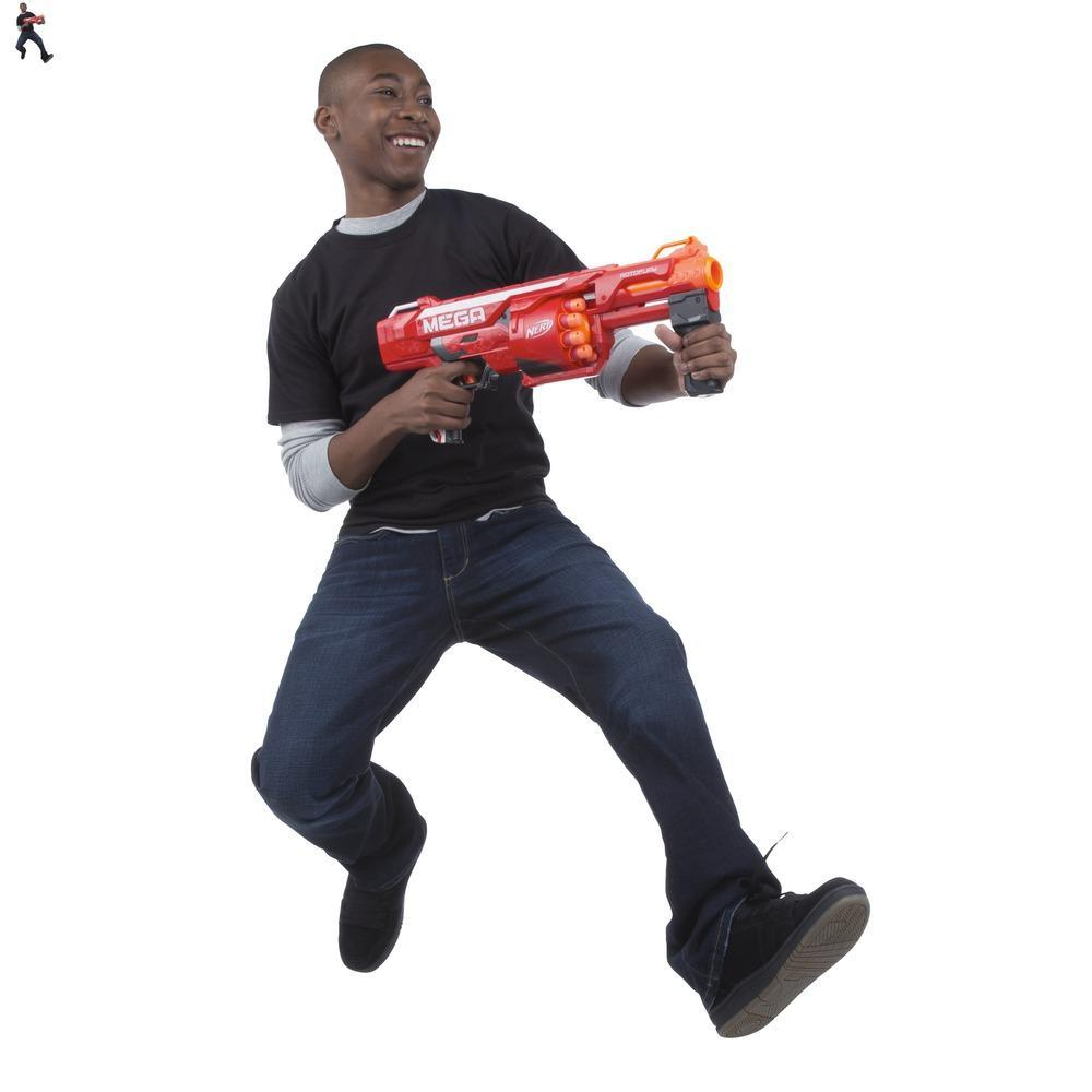 Nerf N-Strike Mega Series - Foudroyeur Mega RotoFury