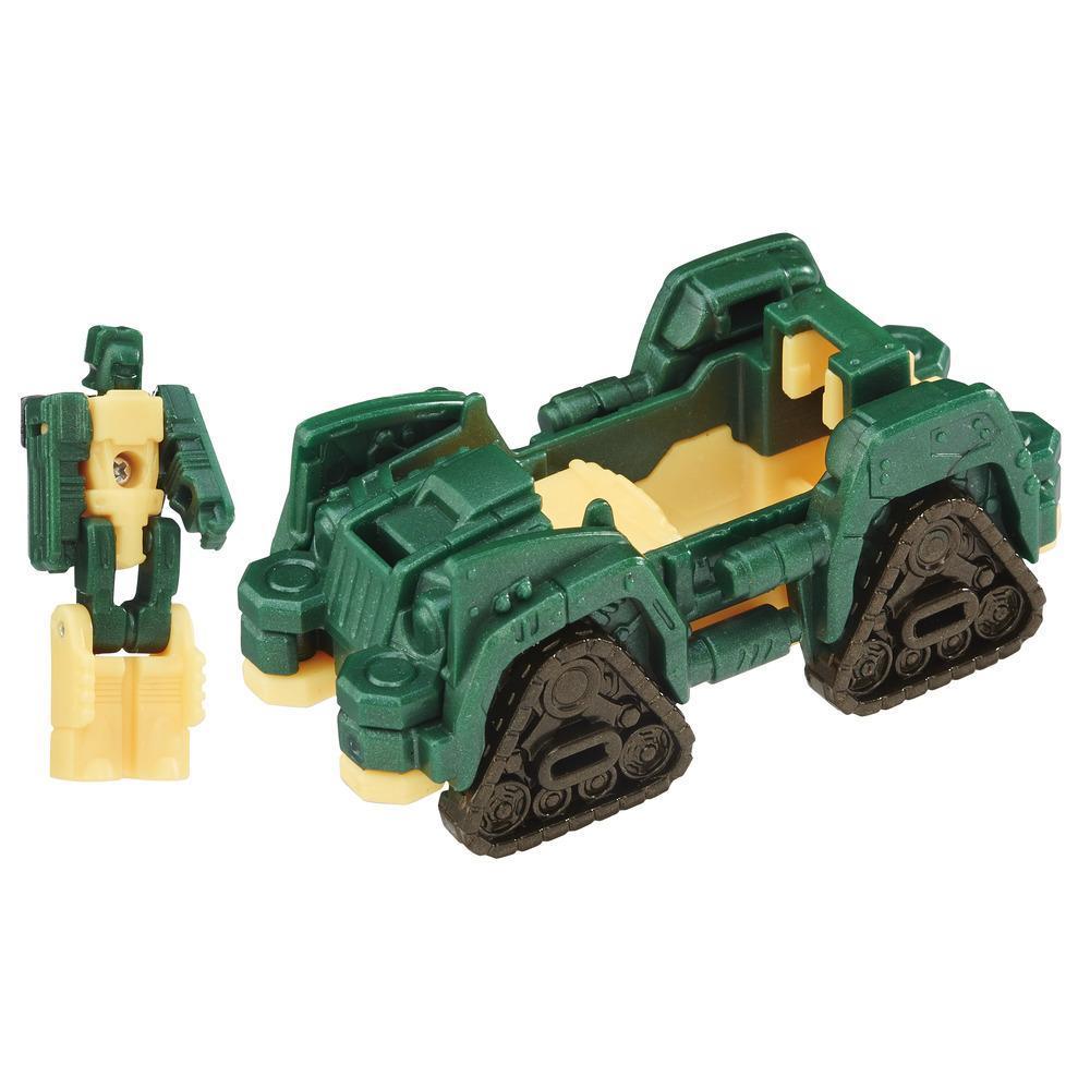 Transformers Generations Titans Return - Maître Titan Brawn