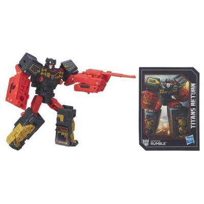 Transformers Generations Titans Return - Decepticon Rumble classe légendes